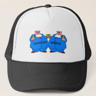 Funny anti Republican Trucker Hat