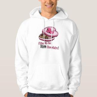 Funny Anti Valentine Hoodie