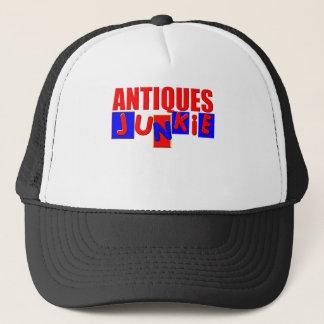 Funny Antiques Trucker Hat