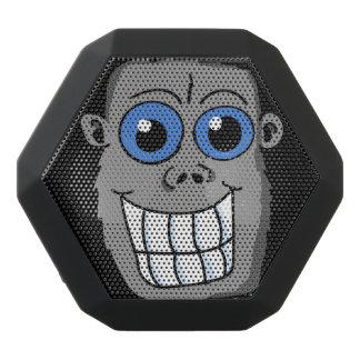 Funny Ape Cartoon Black Bluetooth Speaker