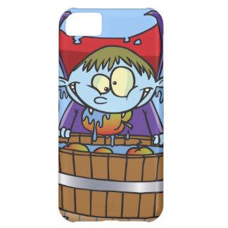 funny apple bobbing champion cartoon iPhone 5C covers