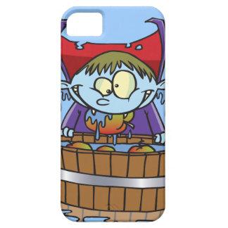 funny apple bobbing champion cartoon iPhone 5 cases