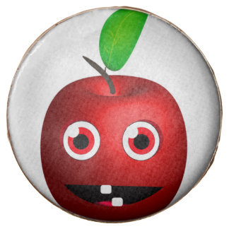 Funny Apple For Teacher Chocolate Covered Oreo