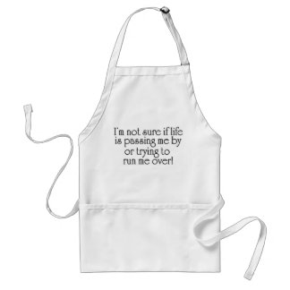 Funny aprons great old age humor gift ideas