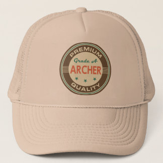 Funny Archer (Premium Quality) Gift Trucker Hat