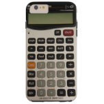 Funny Architectural Calculator Tough iPhone 6 Plus Case