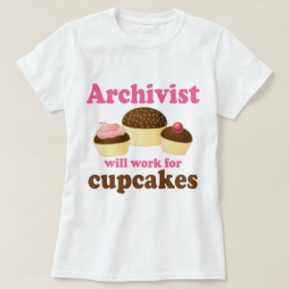 Funny Archivist T-Shirt