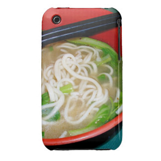 Funny Asian Restaurant Chinese Take Out Food iPhone 3 Case-Mate Cases