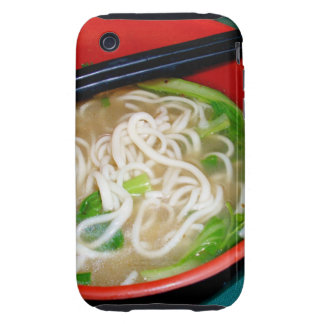 Funny Asian Restaurant Chinese Take Out Food Tough iPhone 3 Cover