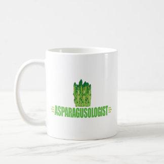 Funny Asparagus Coffee Mug