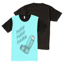 Funny Asthma T-shirt
