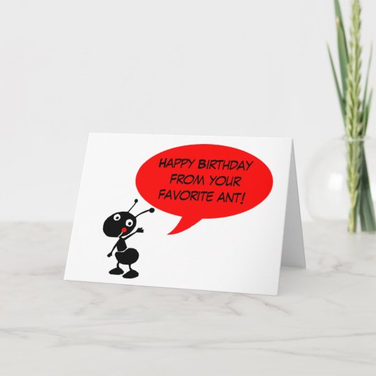 Funny Aunt Birthday Card Zazzle