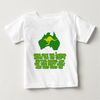 Funny Australian slang Baby T-Shirt