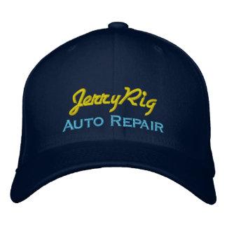 Funny Auto Mechanic Cap