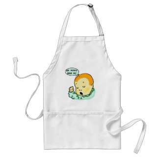 Funny Baby Apron