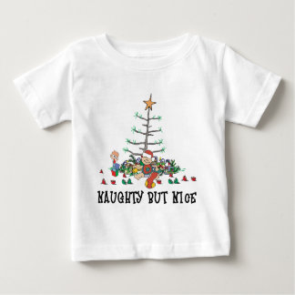 Funny Baby Christmas Baby T-Shirt