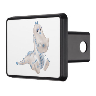 Funny Baby Dragon Tow Hitch Cover