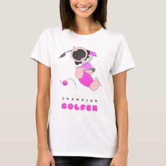 Funny Baby Golf T-Shirt