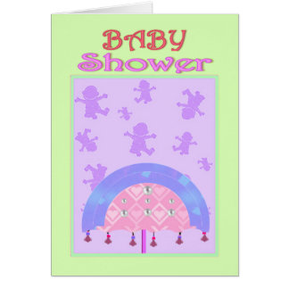 Funny Baby Shower invitations template
