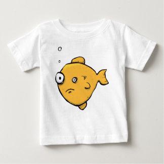 Funny Baby T-shirt - Weird Fish