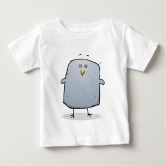 Funny Baby T-shirt - Worried Little Birdy