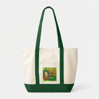 Funny Bach Music Quote Tote Bag