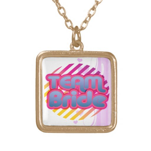 Funny Bachelorette Party Gifts Bride Necklace
