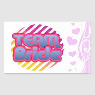 Funny Bachelorette Party Gifts Rectangle Sticker