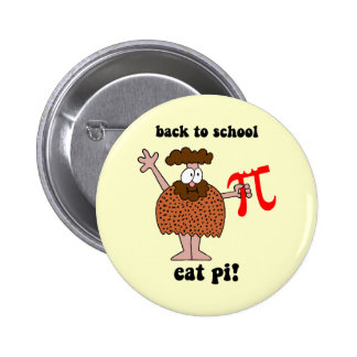 Funny back to school math button