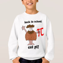 Funny back to school math sweatshirt