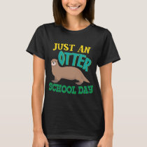 Funny Back To School Otter Lover Shirt Gift