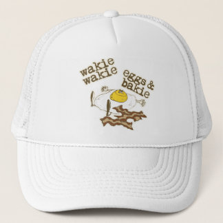 Funny Bacon and Eggs Trucker Hat