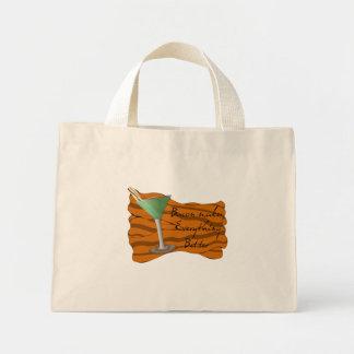 Funny Bacon Martini Bag