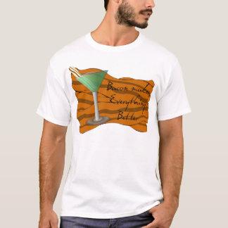 Funny Bacon Martini Shirt