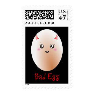 Funny Bad Egg Postage