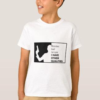 Funny Bad Temper T-Shirt