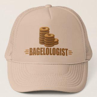 Funny Bagel Trucker Hat