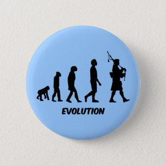 Funny bagpipes button