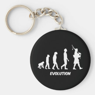 Funny bagpipes key chains