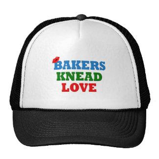 Funny Bakers Need (Knead) Love Trucker Hat