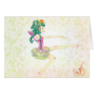 Funny Ballet Cards