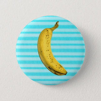 Funny banana button