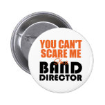 Funny Band Director Button