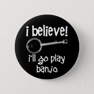 Funny Banjo Button