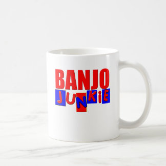 Funny Banjo Coffee Mug