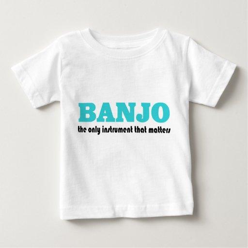Funny Banjo Saying Baby T Shirt Zazzle