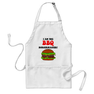 Funny barbecue adult apron