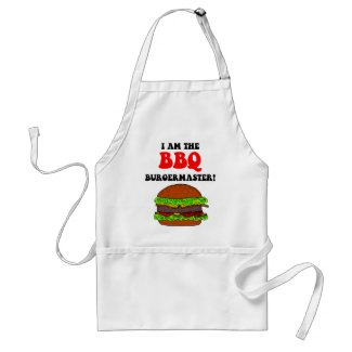Funny barbecue apron