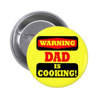 Funny barbecue button