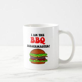 Funny barbecue coffee mug